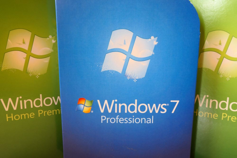 Windows 7 End of Life Vulnerability