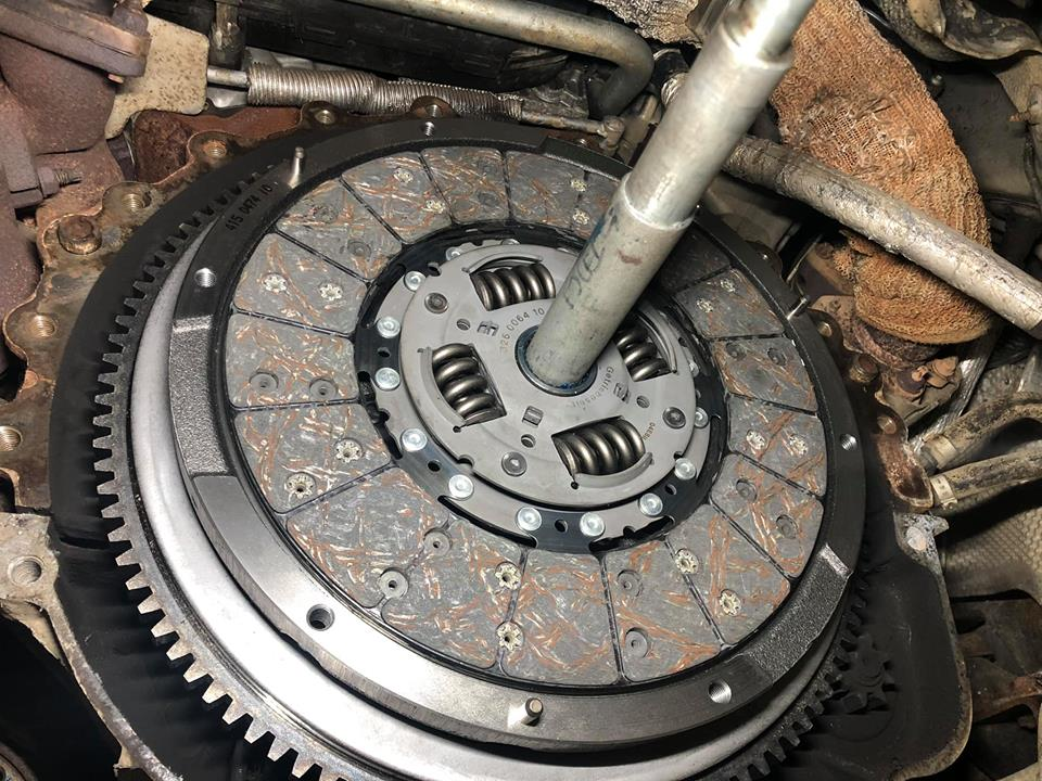 NEW: Discovery 3&4 HD lined clutch kit