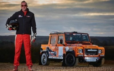 The Ultimate Racing Defender! Edd Cobley's 'Skippy 2.0'